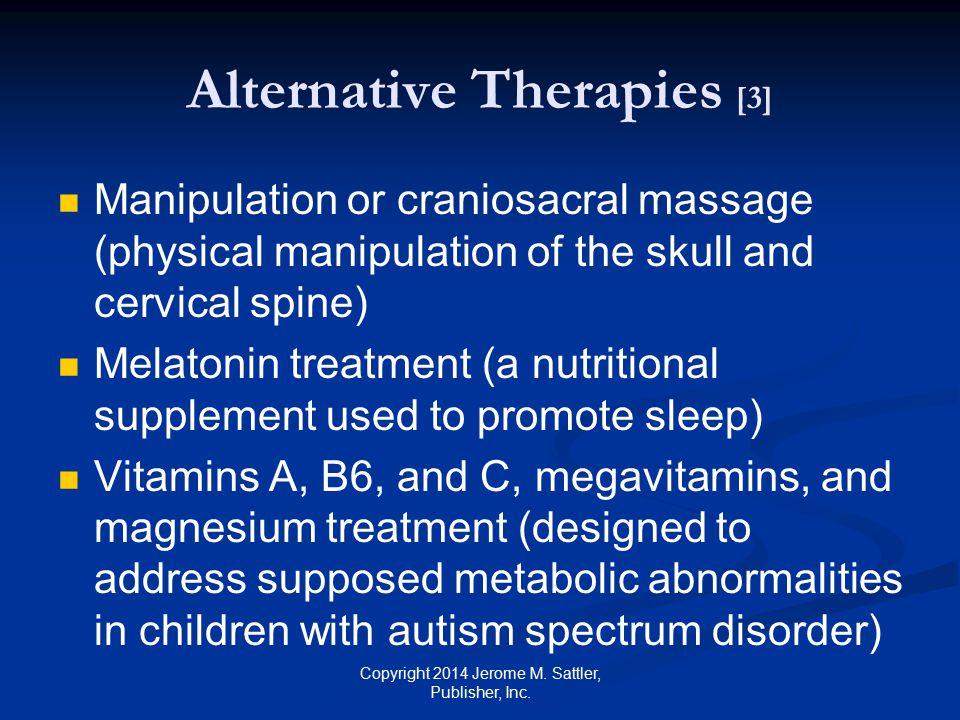 Alternative Therapies [3]